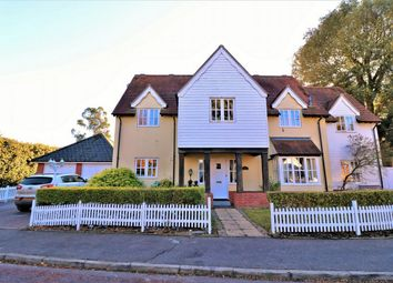 Thumbnail 5 bed detached house for sale in Croquet Gardens, Wivenhoe, Essex