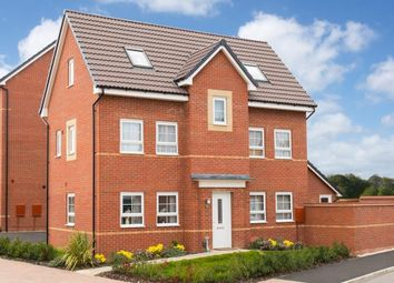 "4 bed detached house for sale in ""Hesketh"" at Woodcock Square, Mickleover, Derby DE3"