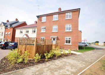 Thumbnail 2 bedroom flat to rent in Ellis Road, Broadbridge Heath, Horsham