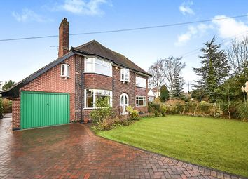 Thumbnail 4 bed detached house for sale in Brizlincote Lane, Bretby, Burton-On-Trent