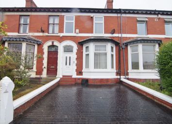 4 bed terraced house for sale in Egerton Road, Blackpool FY1
