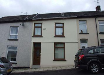 Thumbnail Terraced house for sale in David Street, Clydach, Tonypandy, Rhondda Cynon Taff.