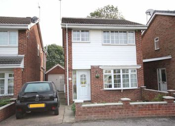 Thumbnail 3 bed detached house for sale in Handsworth Gardens, Armthorpe, Doncaster