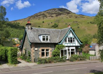 Thumbnail 5 bed detached house for sale in St Fillans, Perthshire