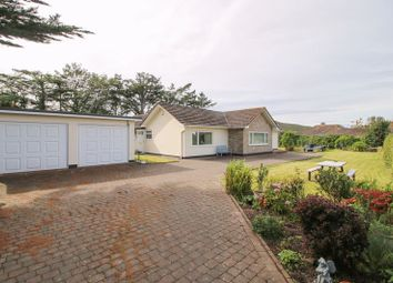 Thumbnail 3 bed detached bungalow for sale in Green Close, Rheast Lane, Peel
