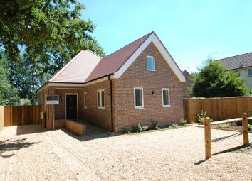 Thumbnail 3 bed detached house for sale in Fern Close, Petersfield