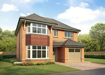 Thumbnail 4 bedroom detached house for sale in Kingsbourne, Waterlode, Nantwich, Cheshire