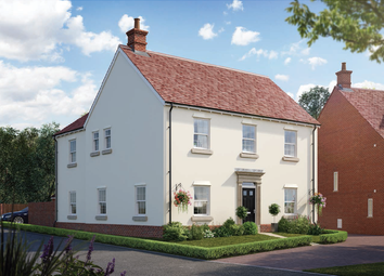 Thumbnail 4 bed detached house for sale in The Kempston, Hanwell View, Southam Road, Banbury