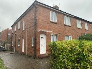 Thumbnail 2 bed flat to rent in Scarborough Road, Newcastle Upon Tyne