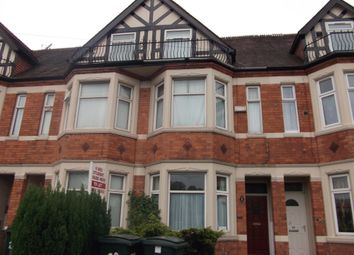 Thumbnail 6 bedroom terraced house to rent in Binley Road, Coventry