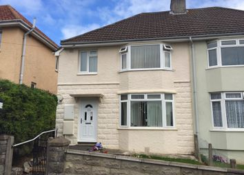 Thumbnail 1 bed flat to rent in Milton Brow, Weston Super Mare