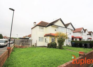 Thumbnail 1 bed flat for sale in Westerham Avenue, London