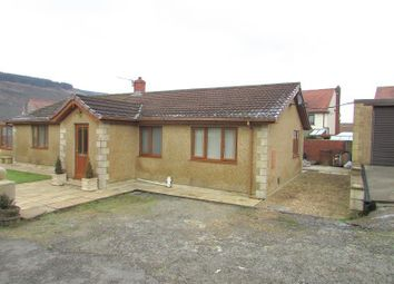 Thumbnail 4 bed bungalow for sale in Louise Close, Melincourt, Neath, West Glamorgan.