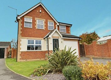 Thumbnail 4 bed detached house for sale in Thyme Way, Beverley