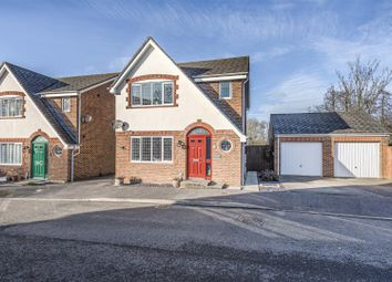 Thumbnail 3 bed detached house for sale in Cuckmere Close, Hailsham