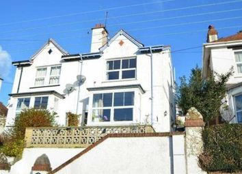Thumbnail 3 bed semi-detached house to rent in Stockton Hill, Dawlish