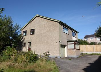 Thumbnail 4 bed detached house for sale in Hafod Y Bryn, Off Lon Ty Croes, Llanfairpwll