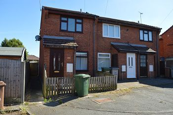 Thumbnail 2 bed semi-detached house to rent in Hatherley Street, Wallasey