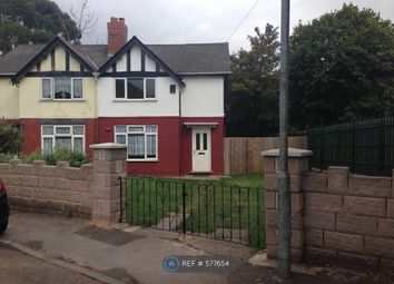 3 bed semi-detached house to rent in Masefield Road, Walsall WS3