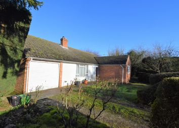 Thumbnail 3 bed detached bungalow for sale in Manor Lane, Leckhampstead, Newbury