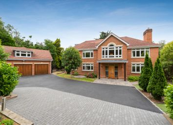 Thumbnail 6 bed detached house for sale in Queens Hill Rise, Ascot, Berkshire