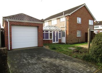 Thumbnail 3 bed semi-detached house for sale in Materman Road, Stockwood, Bristol
