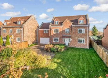 Thumbnail 5 bed detached house for sale in Boroughbridge Road, Knaresborough, North Yorkshire