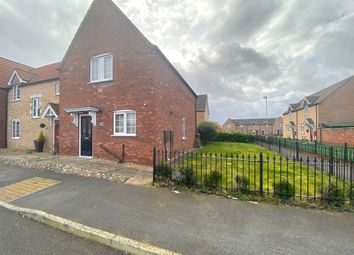 Thumbnail 3 bed semi-detached house for sale in Poppy Close, Spalding