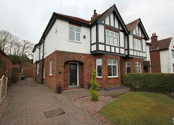 Thumbnail 5 bed semi-detached house to rent in Monks Walk, Penwortham, Preston