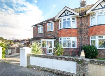 Thumbnail 4 bedroom end terrace house for sale in George V Avenue, West Worthing, West Sussex