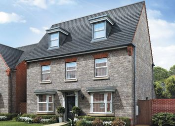 "Thumbnail 5 bed detached house for sale in ""Emerson"" at Bath Road, Kings Stanley, Stonehouse"
