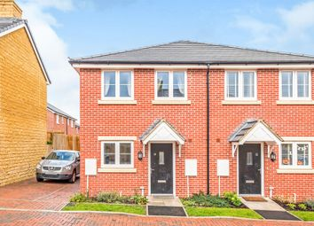 Thumbnail 2 bed semi-detached house for sale in Blanket Way, Witney