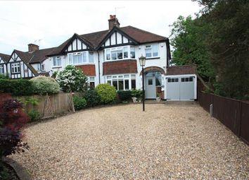 Thumbnail 3 bedroom semi-detached house for sale in Little Bushey Lane, Bushey