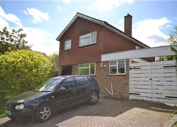 Thumbnail 3 bed detached house to rent in Montfort Rise, Redhill, Surrey