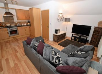 Thumbnail 2 bed flat to rent in Park Road, Wigston
