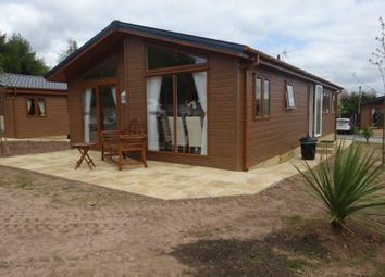 Thumbnail 2 bed mobile/park home for sale in Chepstow Road, Sling, Coleford