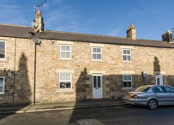 Thumbnail 3 bedroom terraced house for sale in 21 Princes Street, Corbridge, Northumberland