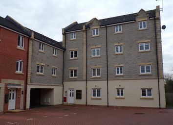 Thumbnail 2 bed flat to rent in Carver Close, Swindon