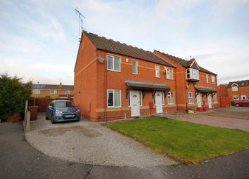 Thumbnail 2 bed semi-detached house to rent in Harrier Court, Doddington Park, Lincoln