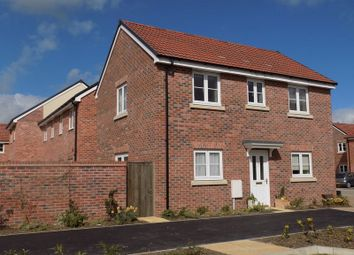 Thumbnail 3 bedroom detached house for sale in Cricketers Close, Royal Wootton Bassett, Swindon
