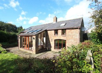 Thumbnail 4 bed barn conversion for sale in The Old Barn, Nobles Farm, Hayton, Brampton, Cumbria