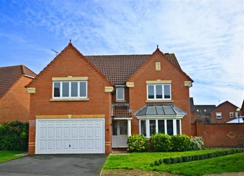 Thumbnail 4 bed detached house for sale in Braeburn Close, Longlevens, Gloucester