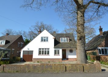 Thumbnail 4 bed detached house to rent in Forest Road, Chandler's Ford, Eastleigh