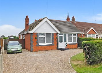 Thumbnail 2 bed detached bungalow for sale in Burgh Road, Skegness, Lincs