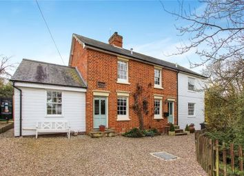Thumbnail 4 bed detached house for sale in High Street, Hempstead, Saffron Walden, Essex