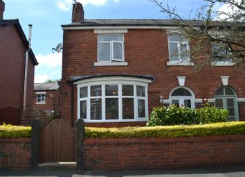 Thumbnail 3 bed semi-detached house for sale in Lawrence Road, Chorley