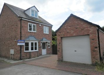Thumbnail 5 bedroom detached house for sale in The Firs, Greenacre Close, Hoyland