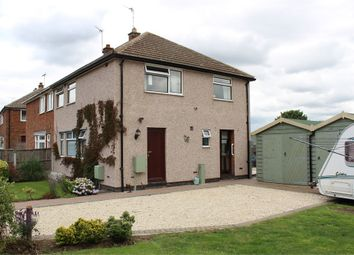 Thumbnail 3 bed semi-detached house for sale in Goodacre Road, Ullesthorpe, Lutterworth