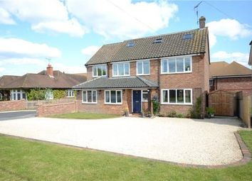 Thumbnail 5 bedroom detached house for sale in Oatlands Road, Shinfield, Reading
