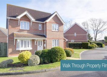 Thumbnail 4 bed detached house for sale in Cameron Close, Hailsham